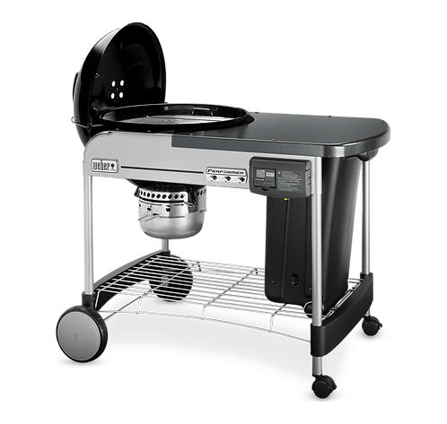 """""""PERFORMER DELUXE"""" CHARCOAL GRILL 22"""""""