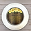 Thumbnail: Rustic Yellow Rose Round Cards