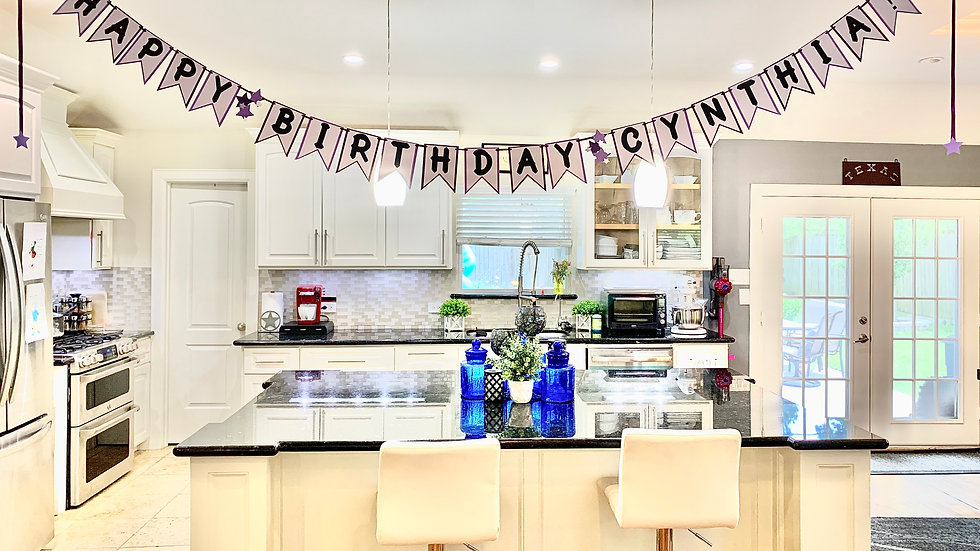 Happy Birthday Banner, You Are A Star Birthday Banner