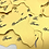 """Thumbnail: Africa Shaped Tags, 3"""" Customized Africa Tags - Set of 12"""