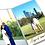 Thumbnail: Tri Fold Wedding Invitation, Tri Fold Look Book