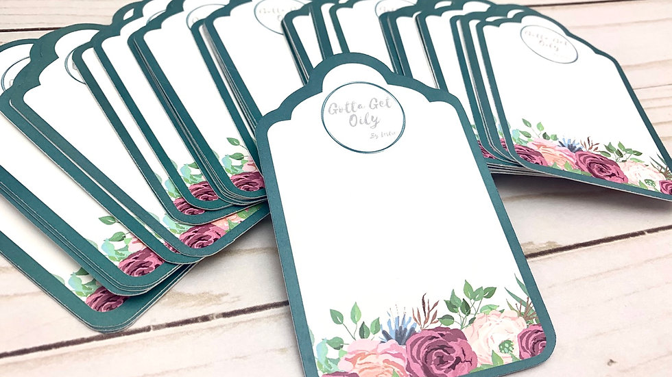 Jewelry Cards, Jewelry Tags, Jewelry Product Cards - Choose your size!
