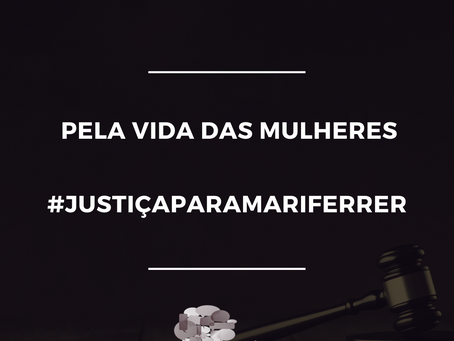 Justiça para Mariana Ferrer