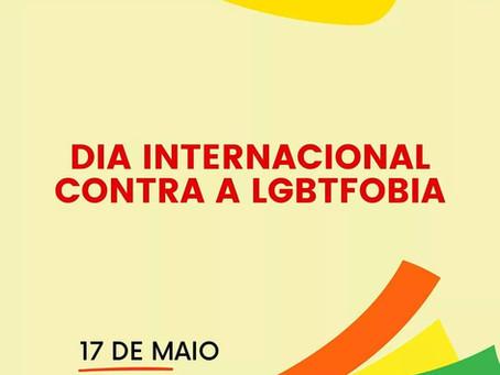 Dia Internacional contra a LGBTIfobia