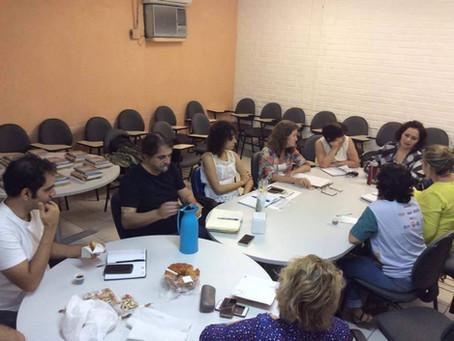 No território paraibano: diálogo sobre o desenvolvimento de ações e parcerias para o fortalecimento