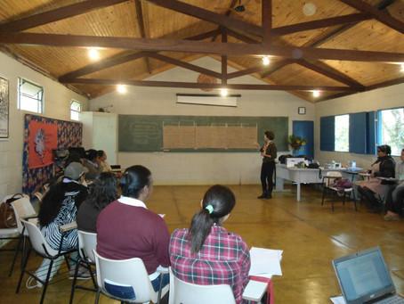 Parceria com CTA-ZM no projeto Mulheres e Agroecologia em Rede ganha corpo em Viçosa - MG