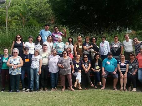 CAPINA  realiza Formação para 14 grupos da Economia dos Setores Populares de Santa Cataria e Curitib