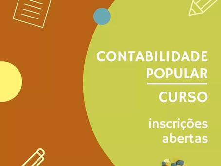 Contabilidade popular - curso
