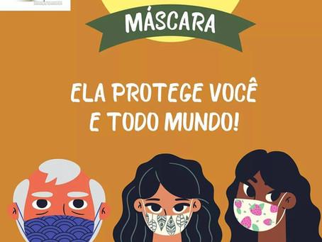 Use Máscara