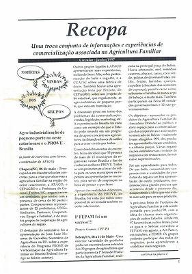 Circular RECOPA jun/1997