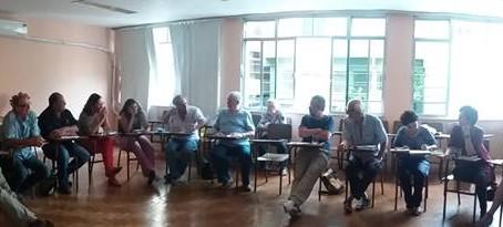 Novo Plano de Trabalho da CAPINA é apresentado e discutido na Assembleia de Sócios.
