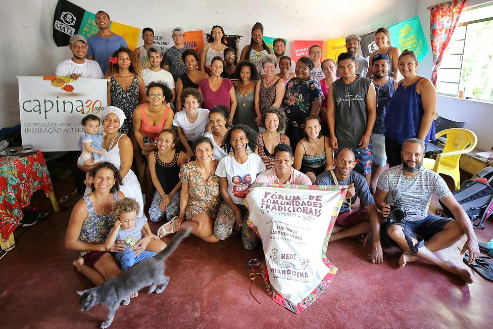 14_OTSS_Oficina_Capina_Pesquisa_Mercado_Rede_Nhandereko_TBC_Quilombo_Fazenda_30e31_01_2020