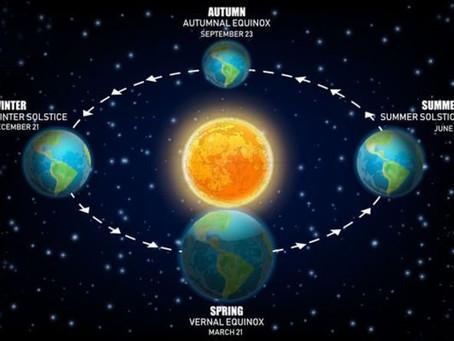 The Spirituality of the Autumn Equinox