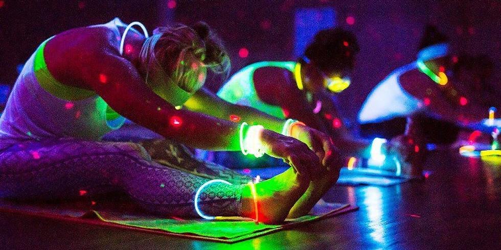 Glow Yoga!