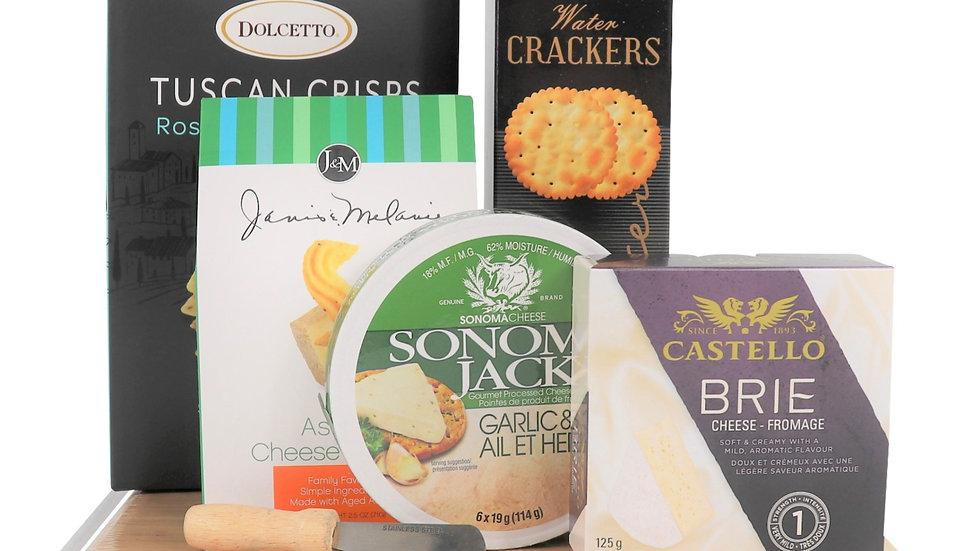 Cheese N Cracker Snacker