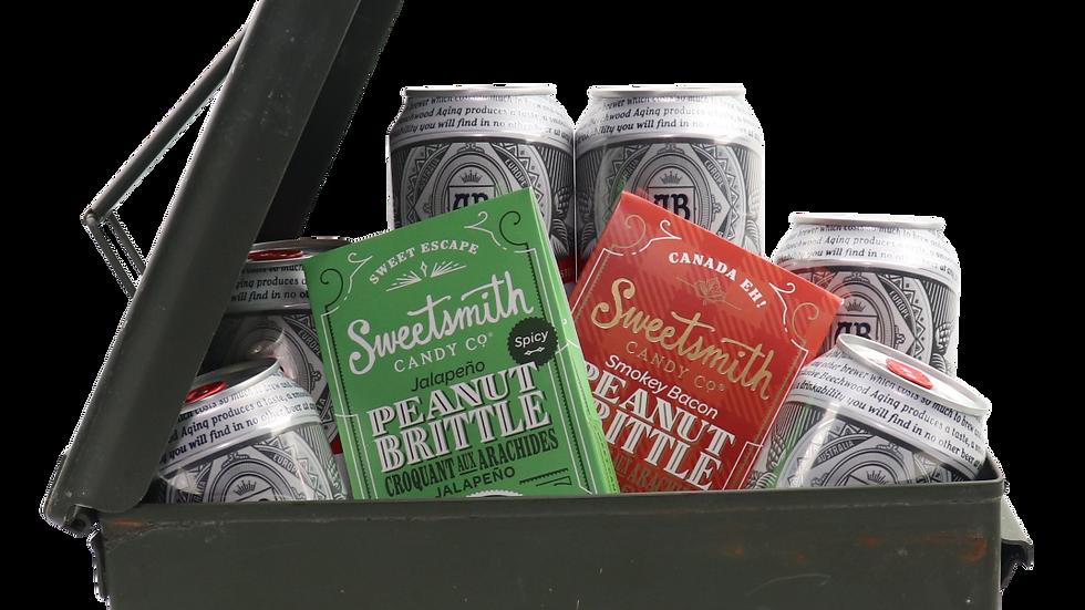Beer Ammo Box