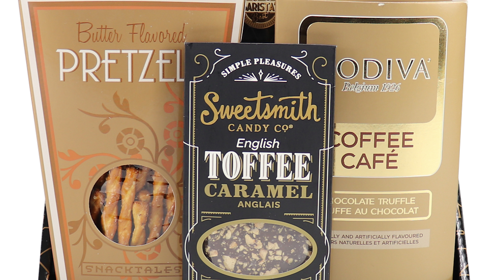 Coffee & Sweets Box