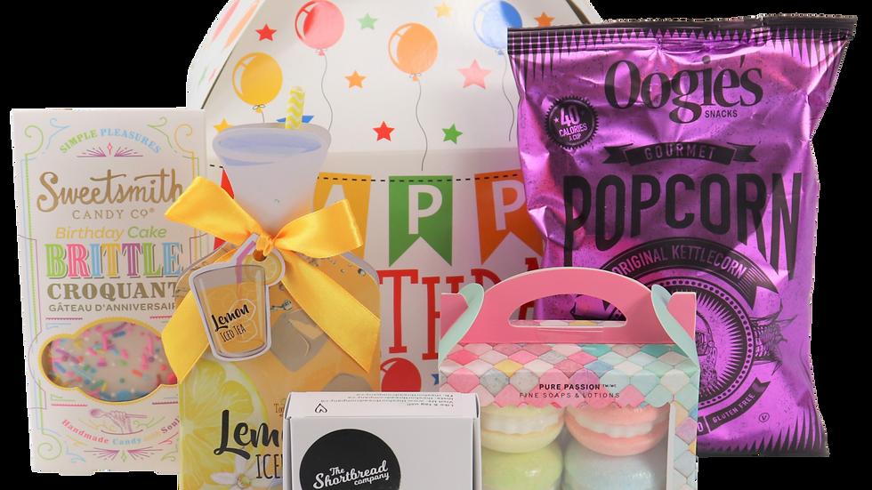 Treat Yourself Birthday Box