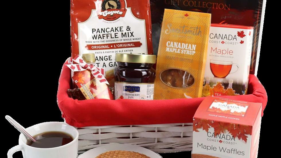 Canadian Breakfast In Bed