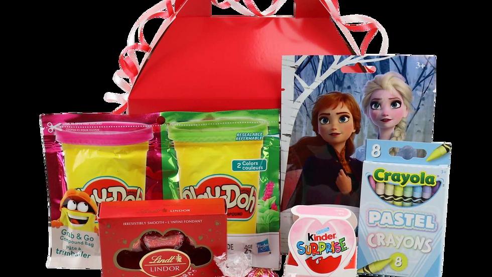 KIDS Frozen Valentine's Box