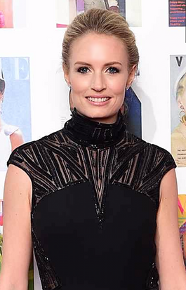 Sofia Blount for Vogue 100 years, Gala Dinner.