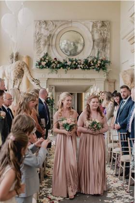 Rose's wedding.