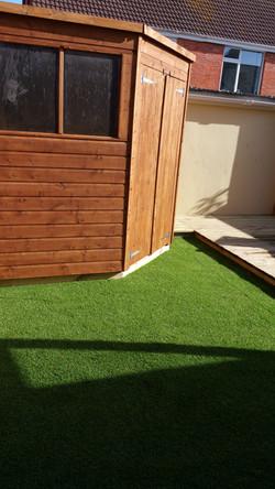 Artificial Grass Dorchester Weymouth