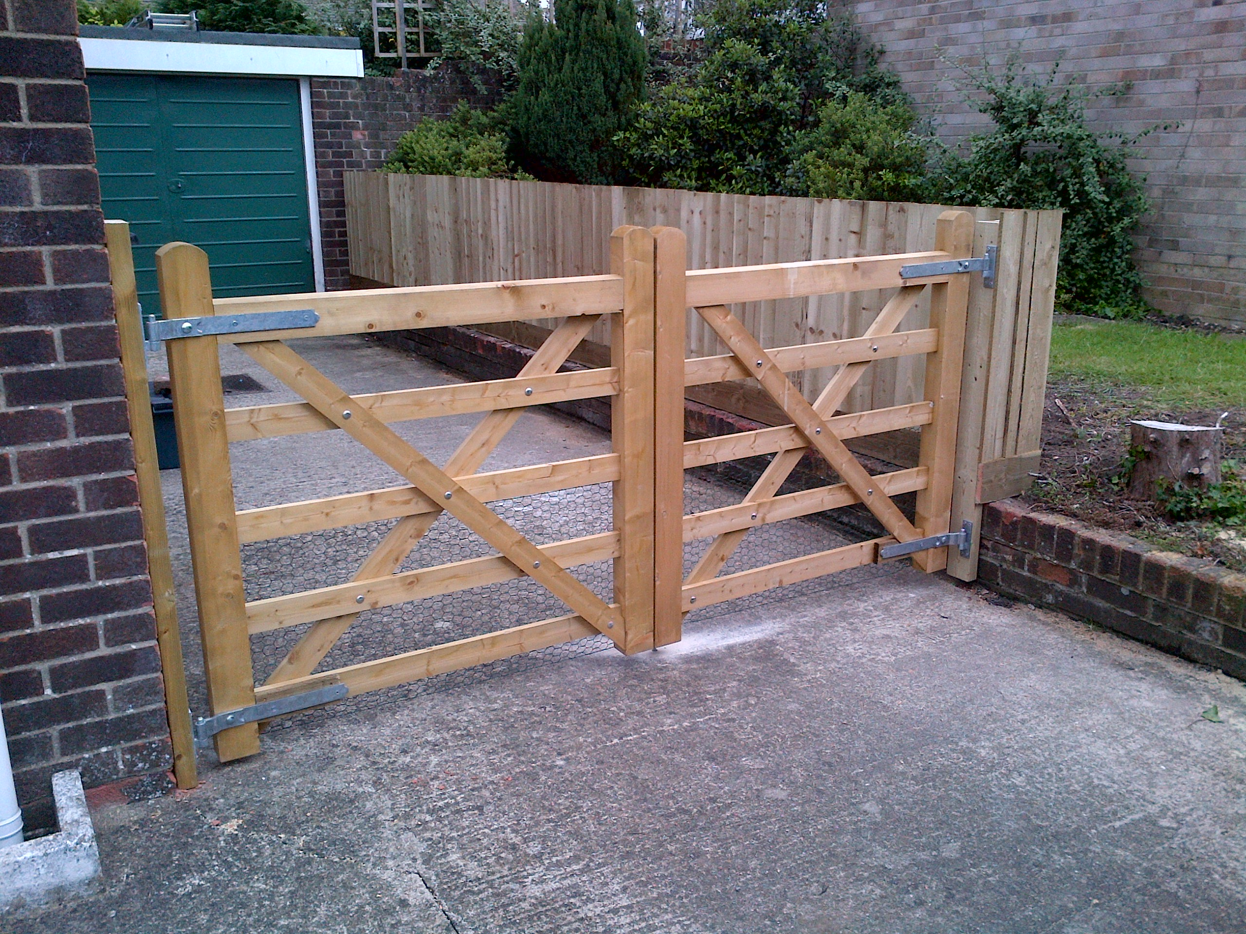 Fencing Dorchester Weymouth Dorset