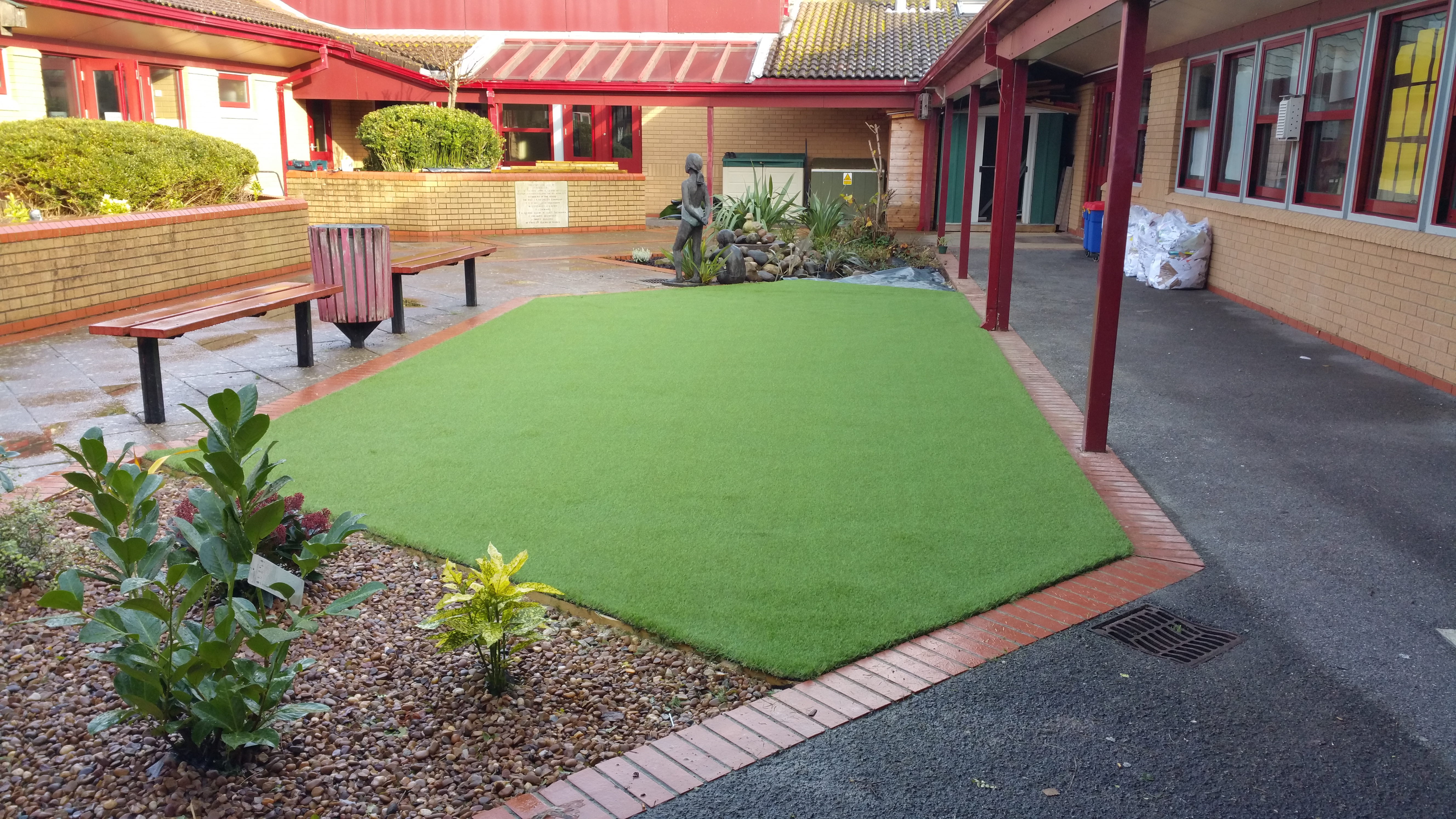 Artificial Grass Dorchester Dorset