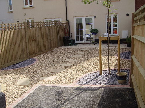 Gravel Garden Weymouth Dorchester