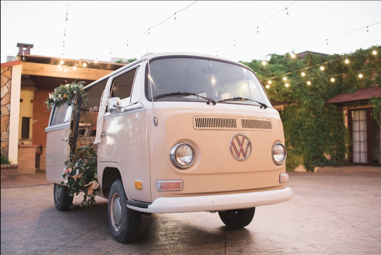 VW Bus Photo Booth