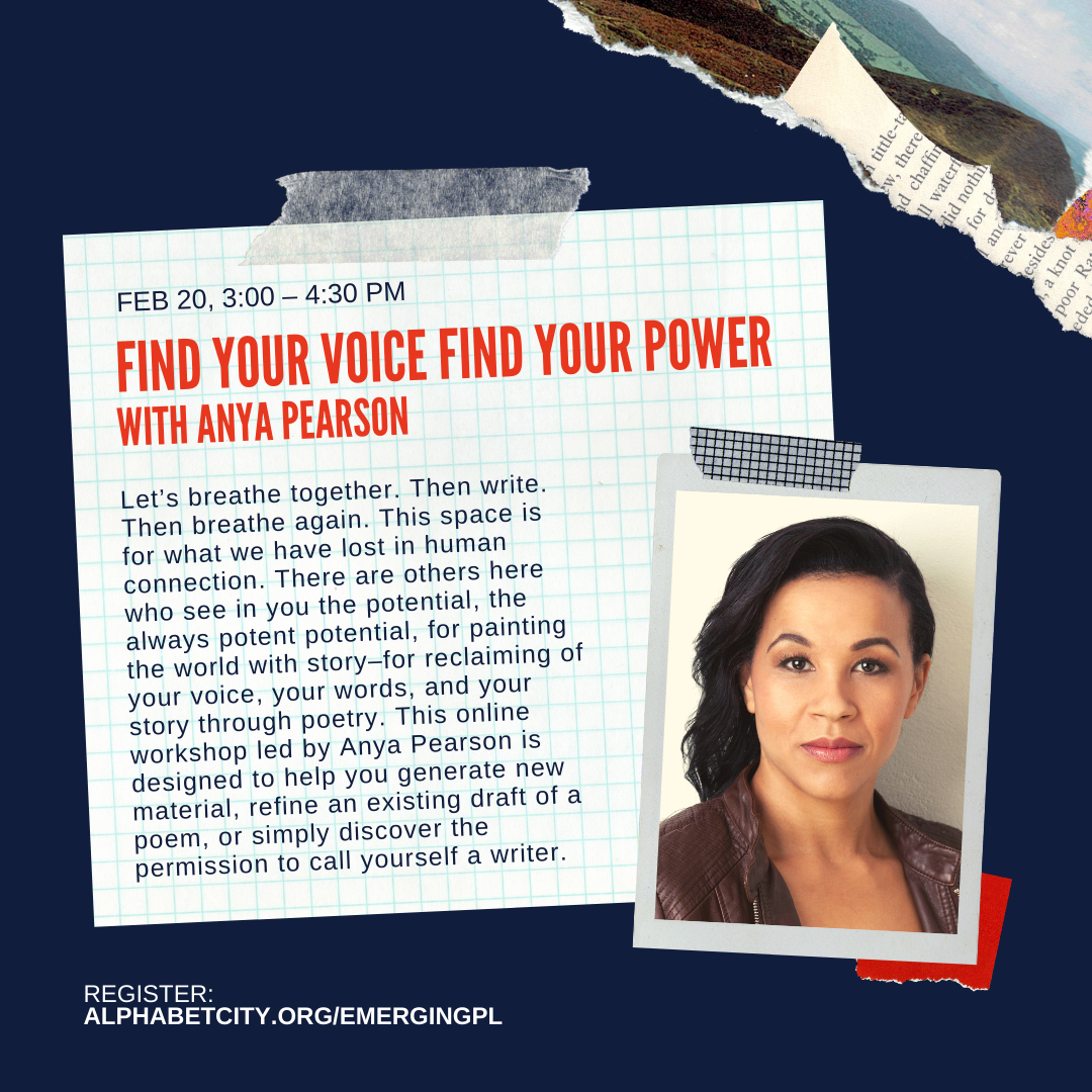 Find Your Voice Find Your Power
