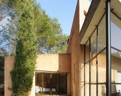 Rénovation villa 06 biot Nice