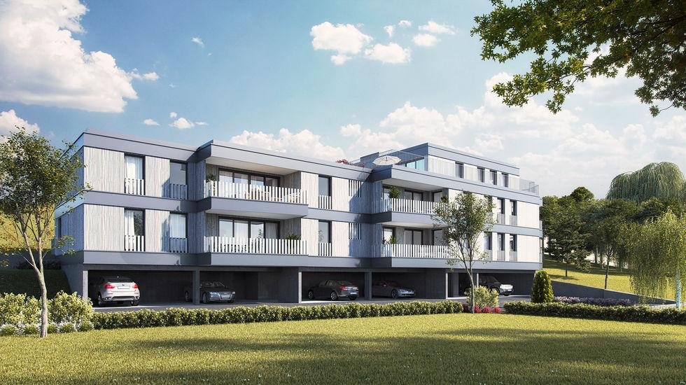 German housing