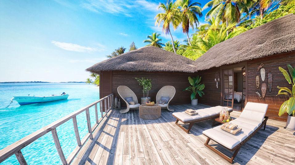 Maldives housing