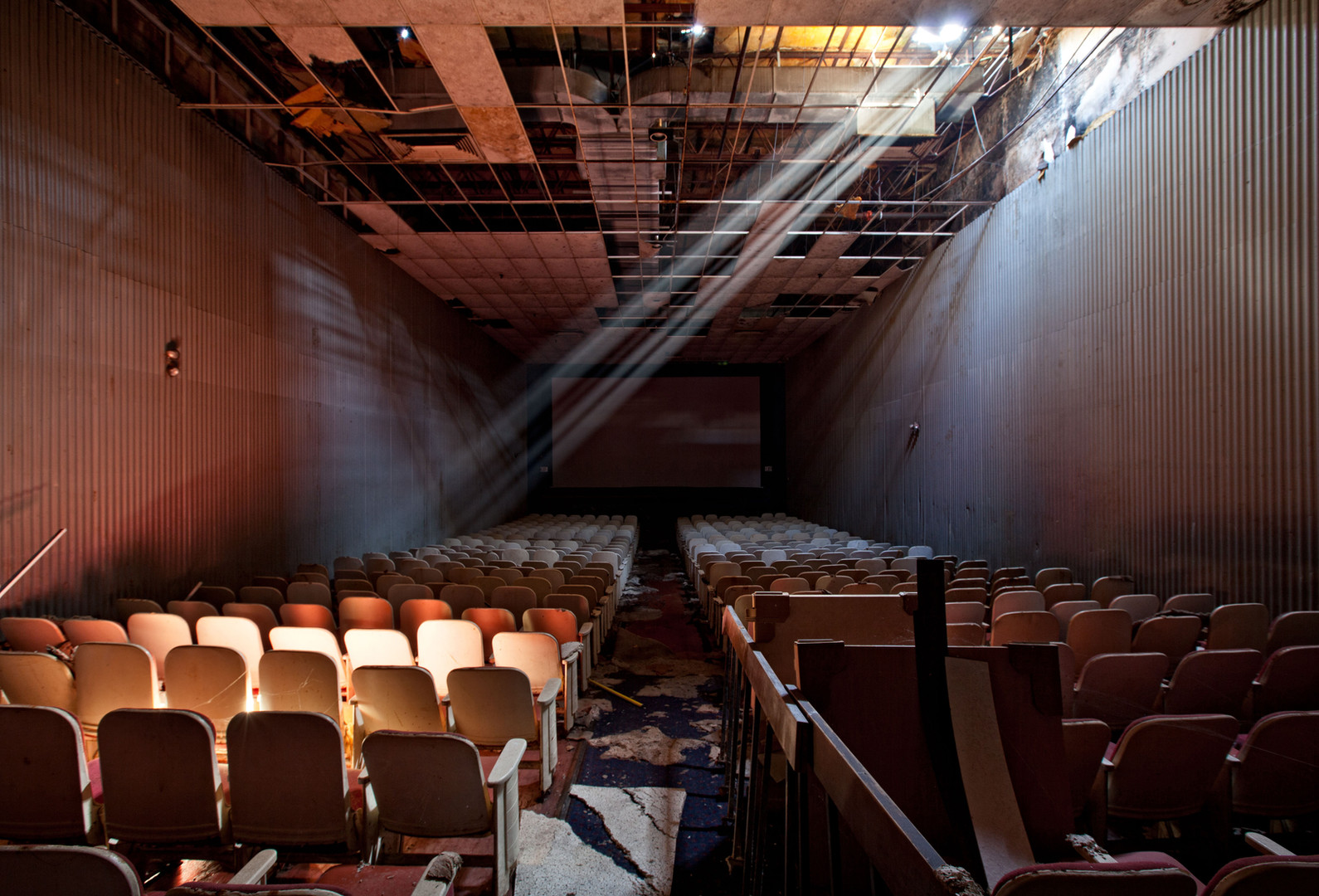 General Cinema Corp. Theater
