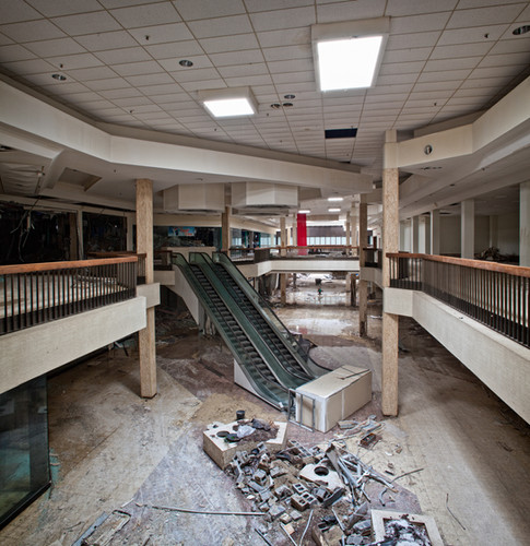 Randall Park Mall | Messcalators