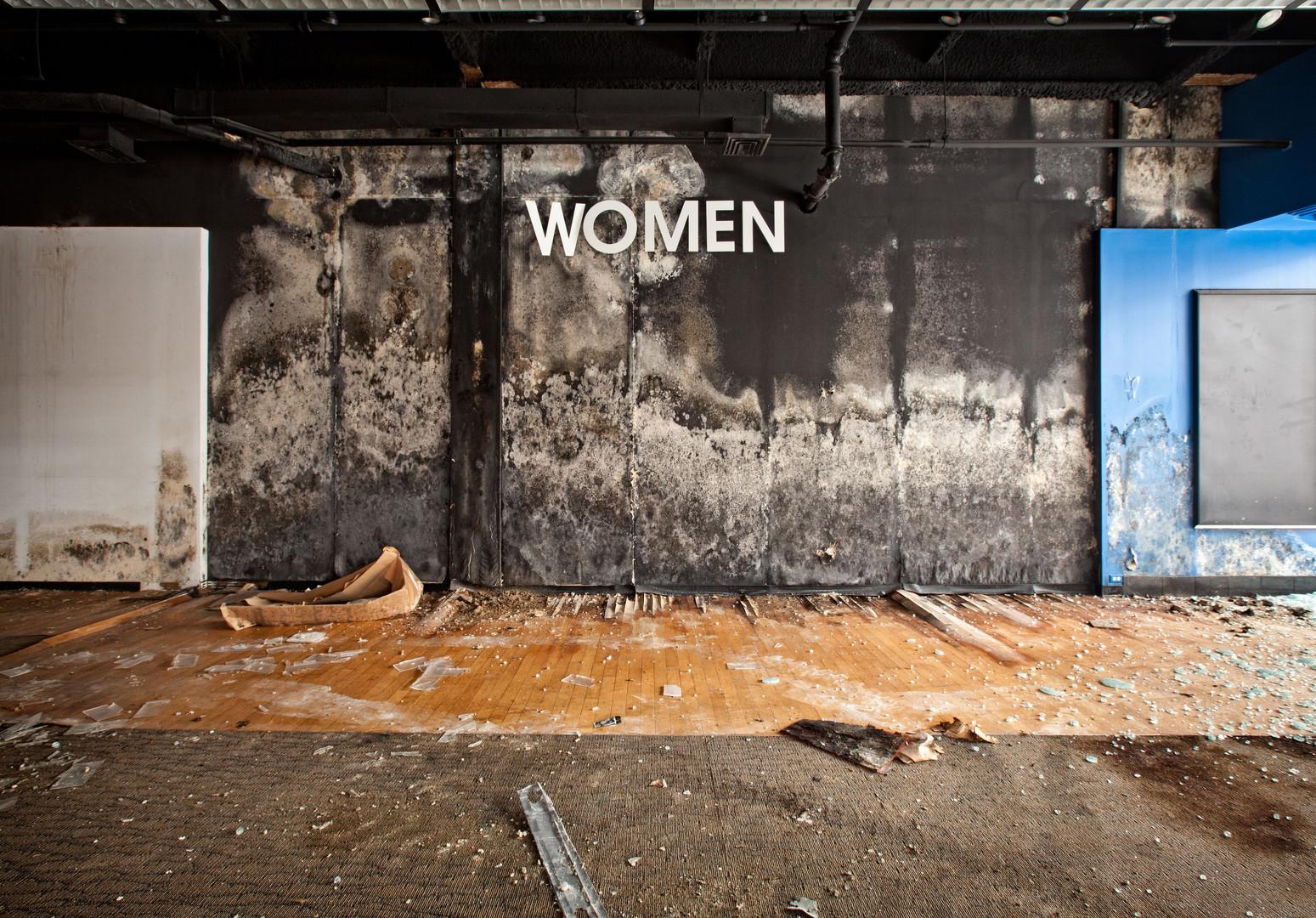 Randall Park Mall | Women's Section