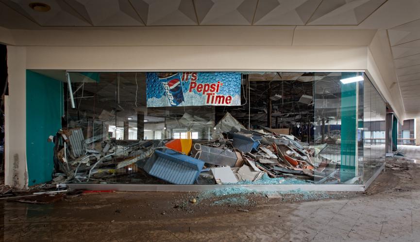 Randall Park Mall | It's Pepsi Time at Jitter
