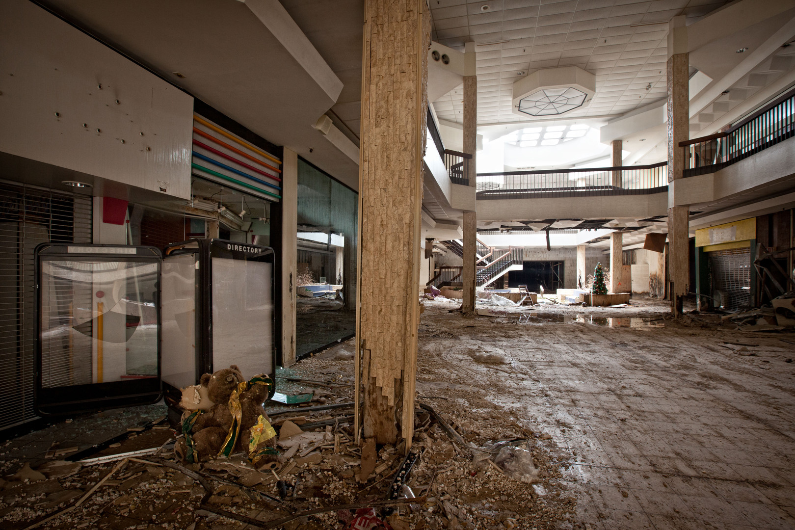 Randall Park Mall | Lonely Bear