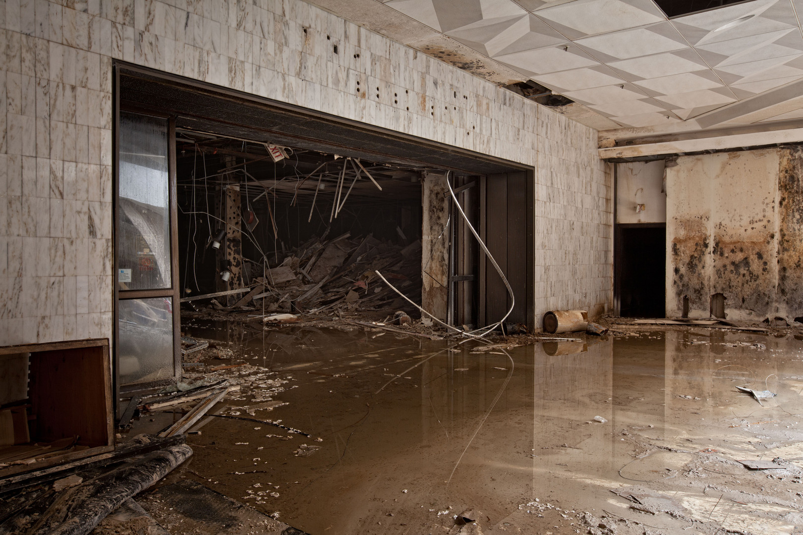 Randall Park Mall | Filthy Water