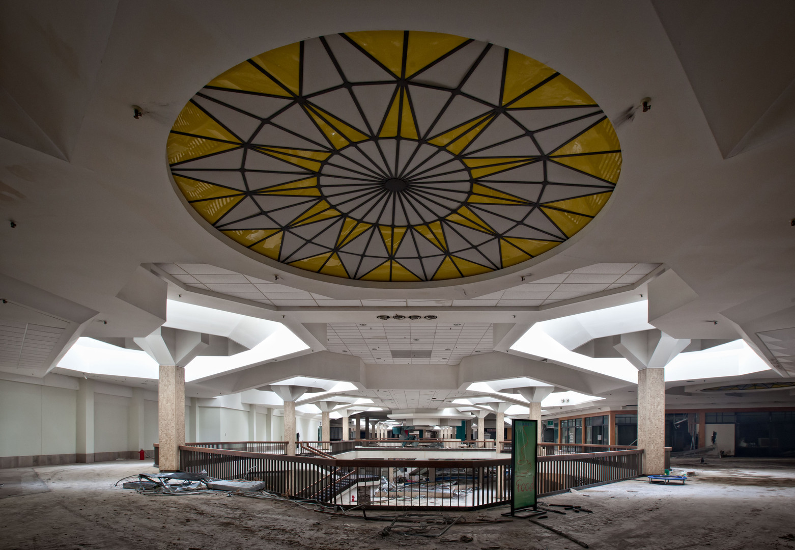 Randall Park Mall | Sunburst