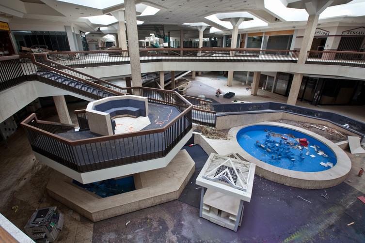 Randall Park Mall | Spiral Madness