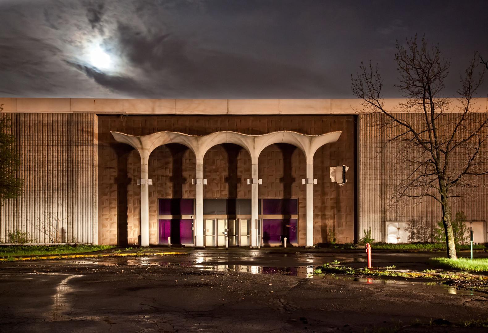 Randall Park Mall _ Dillards Entrance