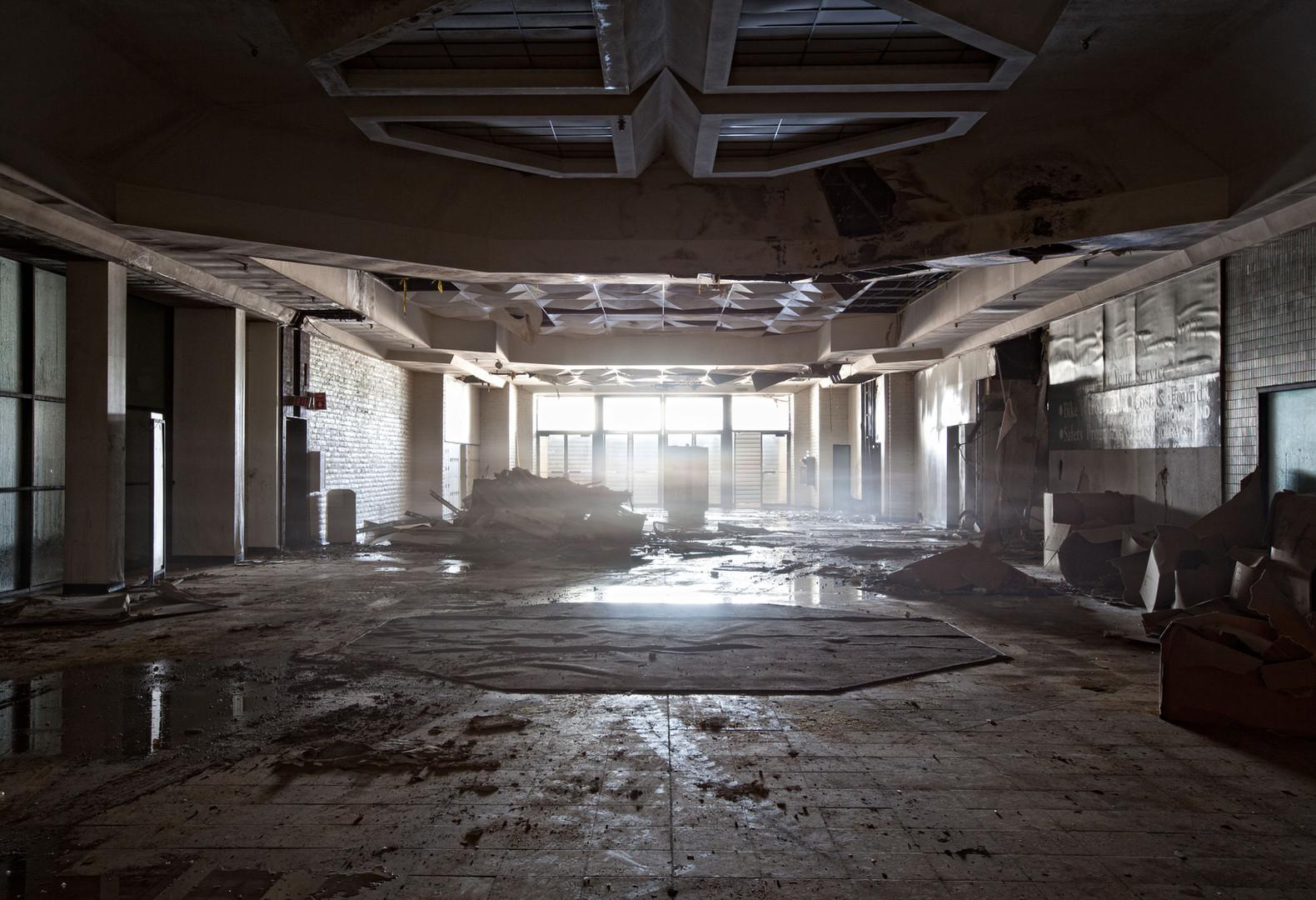 Randall Park Mall | Misty Entrance