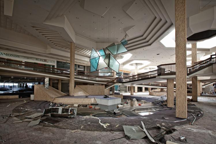 Randall Park Mall | Bullet-Riddled Cente