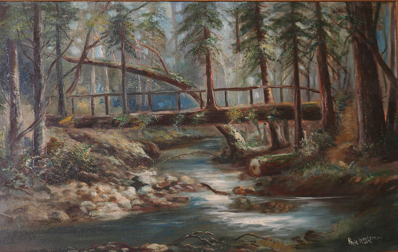 Living Bridge painting.jpg