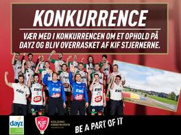 Konkurrence i samarbejde med Dayz Rønbjerg!