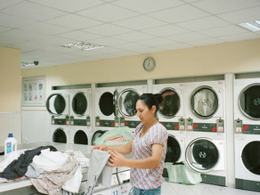 Washing synthetic garments is the biggest source of microplastic pollution!