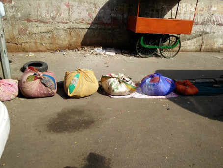 The invisible textile recyclers of India